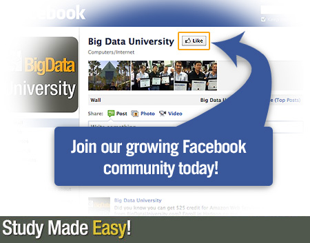 Join our growing Facebook community today!