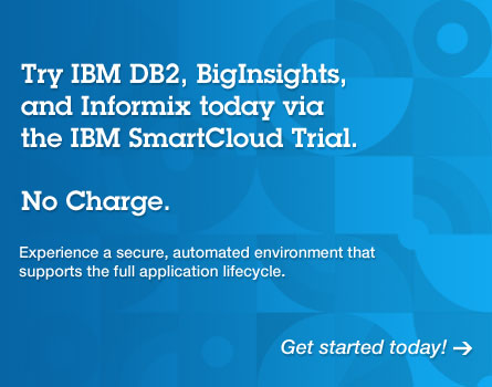 IBM SmartCloud-based trial